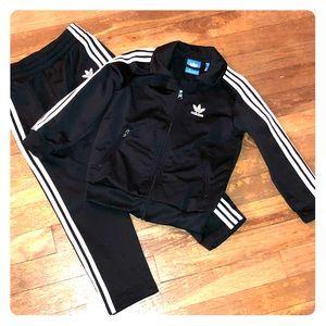 Boys Adidas jumpsuit